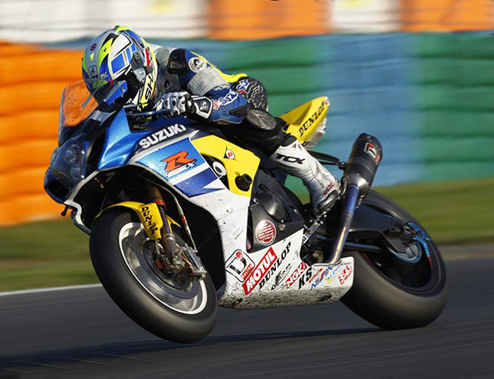 2011 World Endurance Championship 2011 Bol D'Or france Suzuki Endurance Team  photo