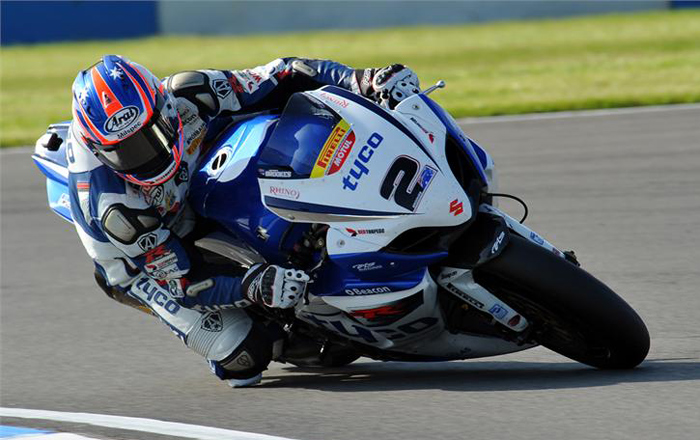 Josh Brookes action photo