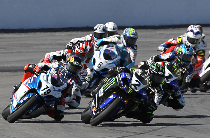 daytona Superbike Start