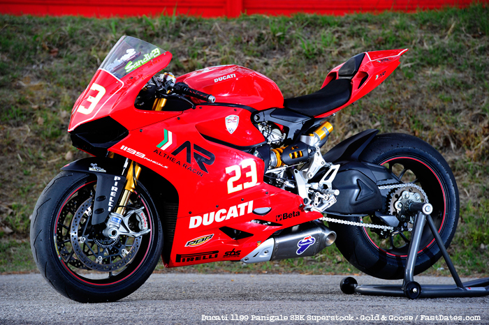 Ducati 1199 Panigale Imola photo