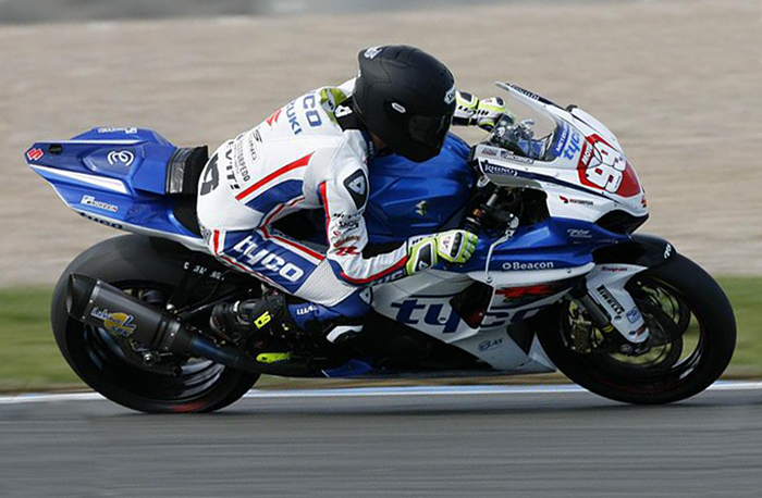 PJ Jacobson British Superbike photo