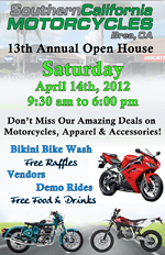 SoCal Motorcycles Open House