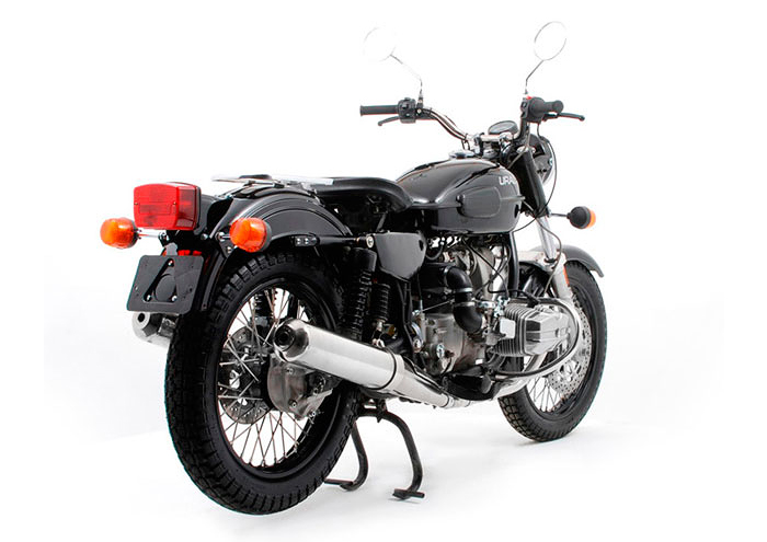 Ural Solo motorccyle