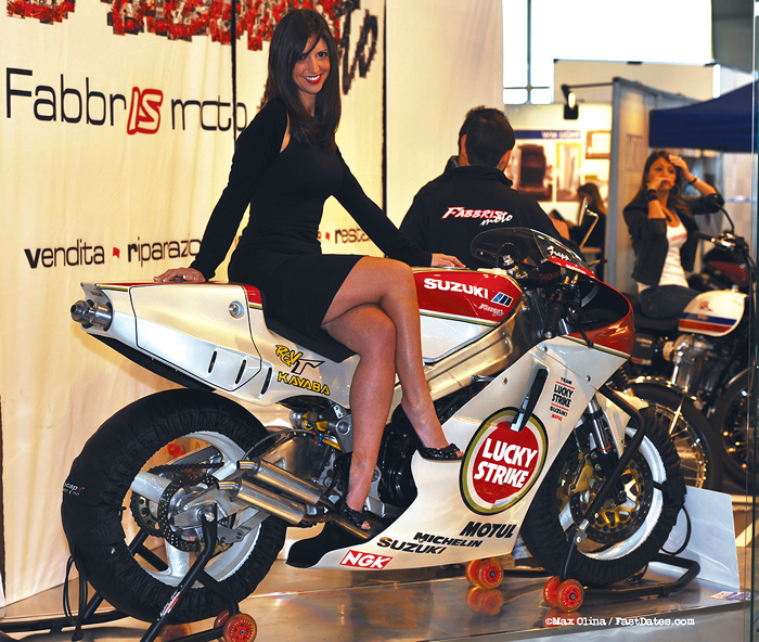 Verona Motorcycle Show photos