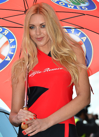 SBK Umbrella girls photos pictures