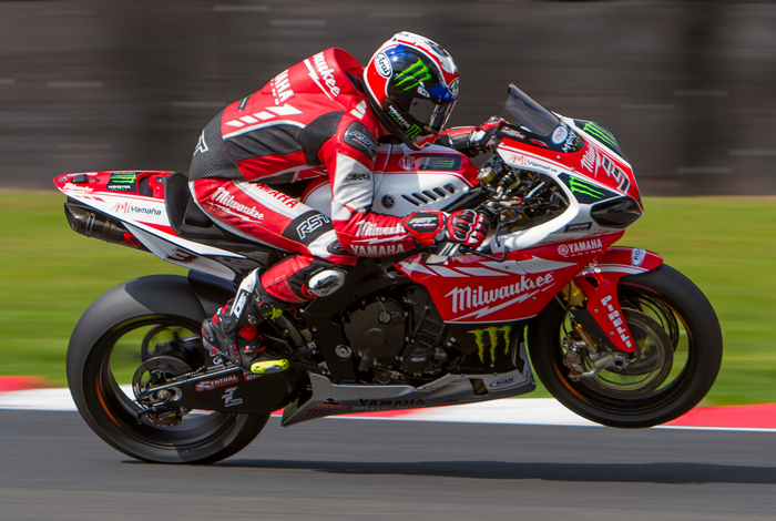 Josh Brookes action photo british superbike