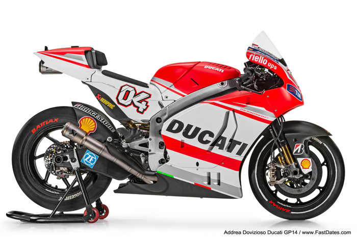 Dovizioso ducati GP14 photo hi resolution
