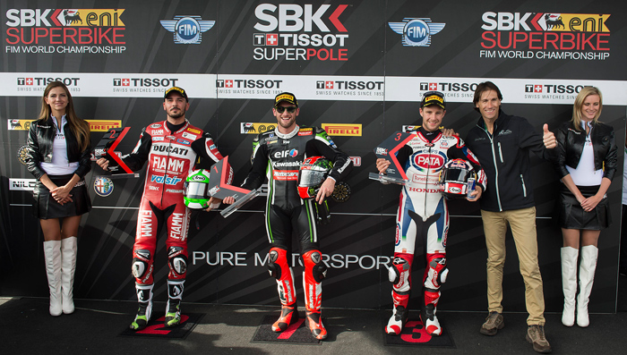 Magney Cours World Superbike Superpole 2014 photo