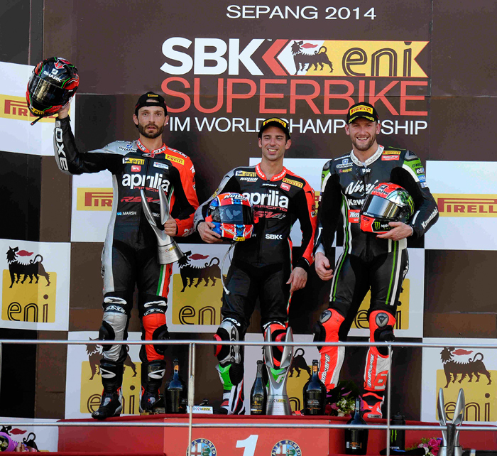 Donnington Superpole