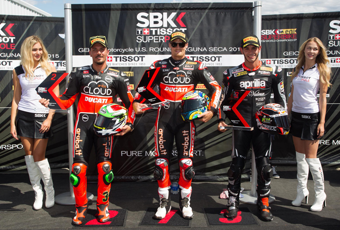 Laguna Seca Superpole photo