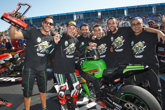 Jonthan Rea 2015 SBK World Superbike Champion photo personality