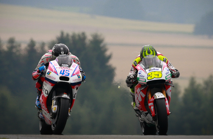 Cal Crutchlow MotoGO action photo Germany