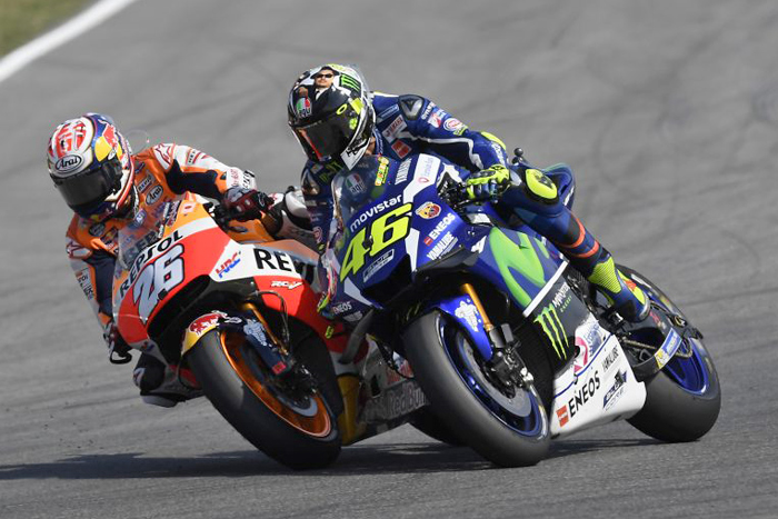 Marquez win MotoGP Germany