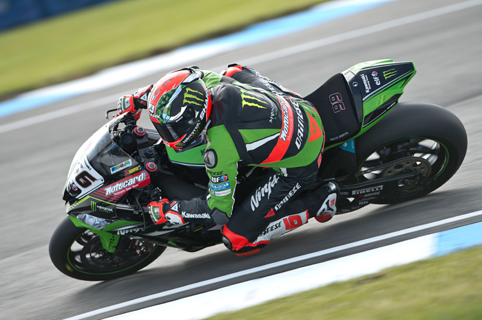 Tom Sykes action photo