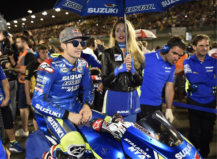 Maverick VIÑALES photo motogp personality grid