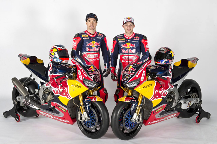 Red Bull Honda World Superbike Team