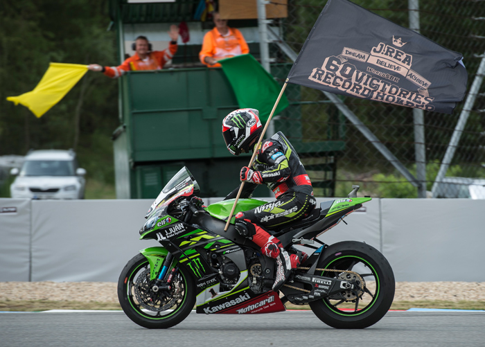 Brno WorldSBK 2018 Saturday Rea