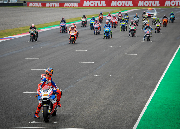 Jack Miller pole qualifer start Argentina MotoGP 2018