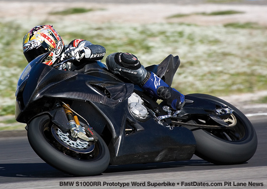 BMW S1000RR World Superbike Troy Corser