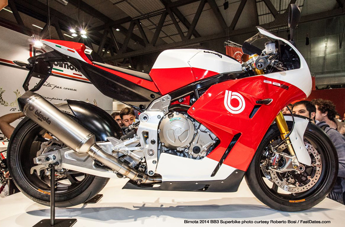 Bimota BB3 photo