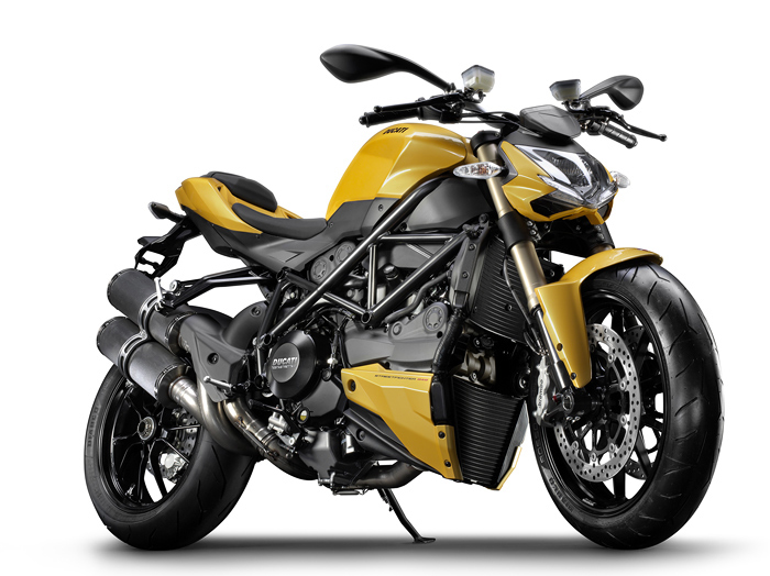 2012 Ducati 848nStreetfighter