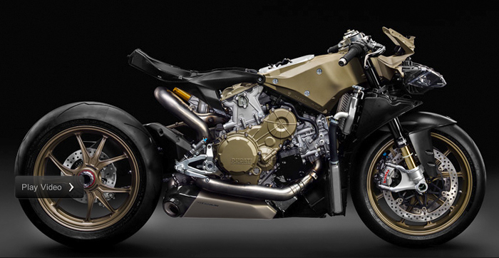 Ducati 1201 Project Superleggera naked photo picture reveal