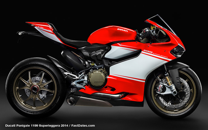 Ducati 1199 Superleggera report photo photos pictures