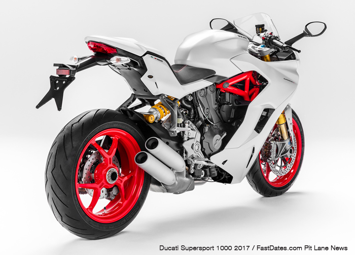 Ducati Supersport Smodel 2107