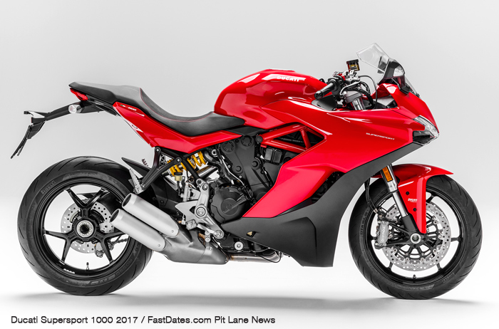 Ducati 2017 Supersport photo