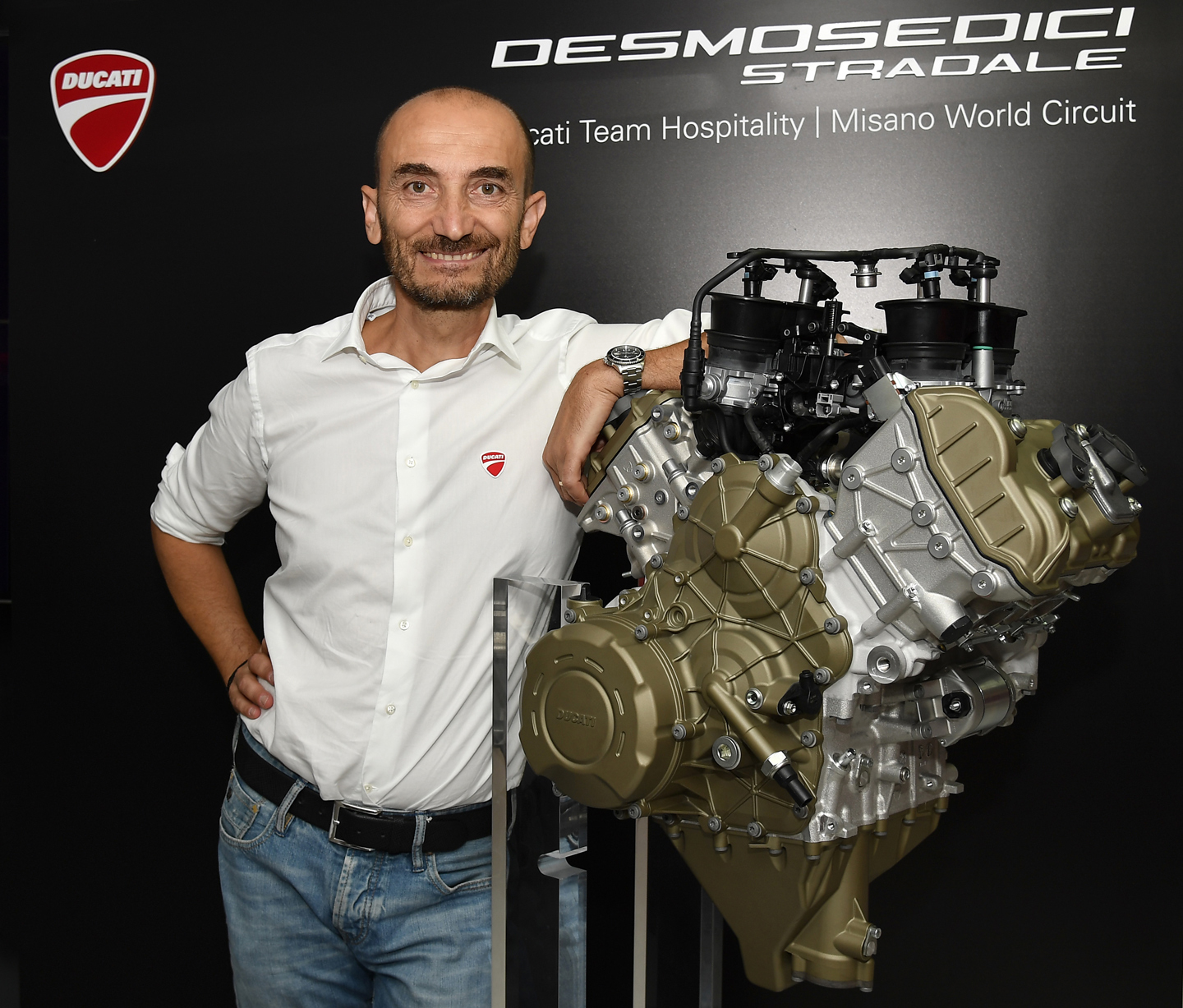 New Bike Features Ducati 2018 Desmosedici Stradle V4 Superbike Wiring Diagram Stradale Unveiled Ducatis Engine For The Future