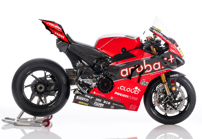 Ducati V4RS Corse SBKWorld Superbike