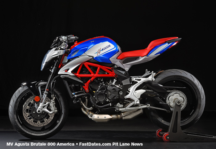 MV Agusta Brutale 800 America photo picture