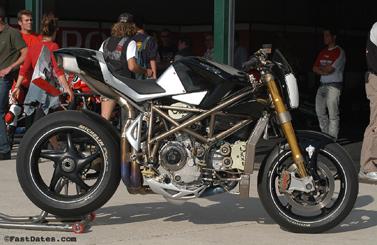 Poggipolinoi Macchia Nera   Naked And Nasty. The Italian Poggipolini Group,  Famous For Its Titanium Racing Components Found In And On Many Of The  Worldu0027s ...