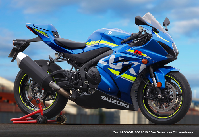 2017 Suzuki GZX-R1000 Superbike photo