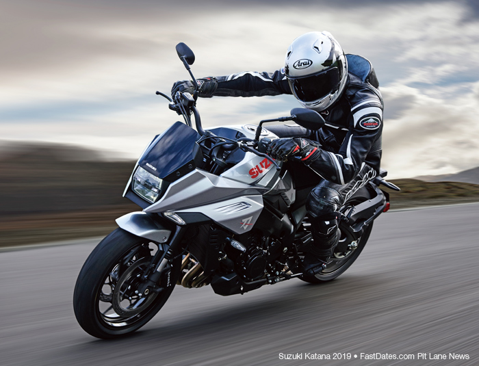 Suzuki katana 2019 Beneration 2 photos Hi-Resolution
