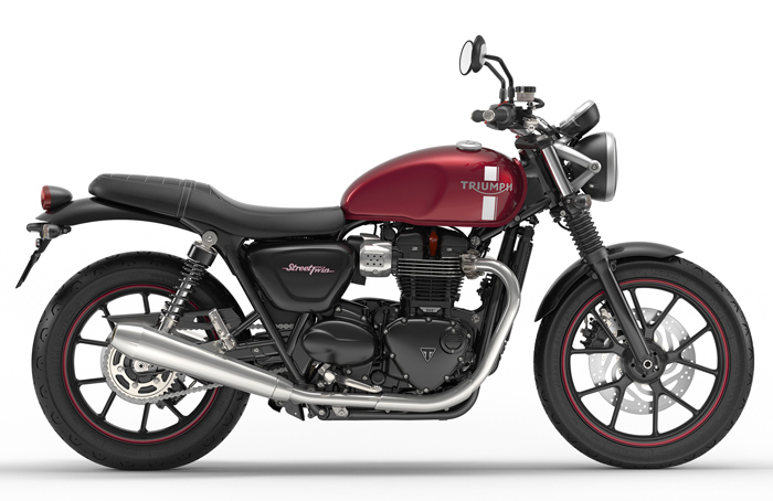 2016 Triumph Street Twin 900 motorcycle photo