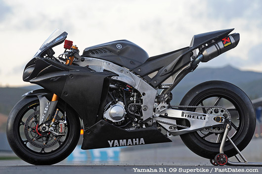 Yamaha R1 World Superbike 2009