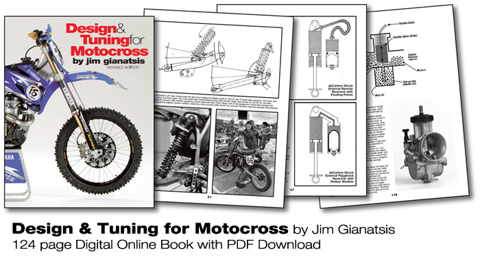 Design & Tuning for Motocross