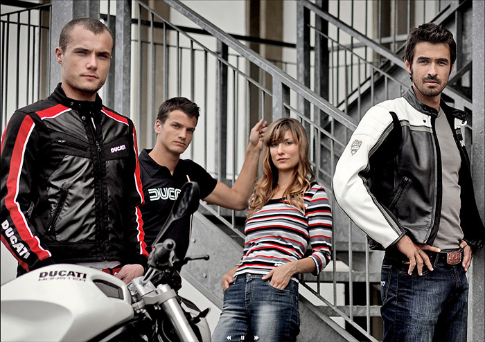 Ducati official apparel