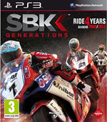 World Superbike video game Playstation
