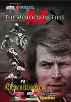 The Motocross Files Roger DeCoster Video Movie