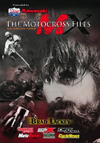 The Motocross Files Brad Lackey Video Movie