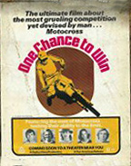 One Chance to Win AMA Motocross National movie 1975 Battle of New Orleans, Jimmy Weinert, Brad lackey, Pierre Karsamakers, Tony DiStefano, Bob Hannah